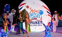 Vietnam to host 2016 Asian Beach Games