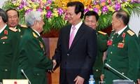 Prime Minister honors war veterans