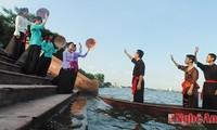 Vietnamese Vi-Giam folk singing revitalized in community