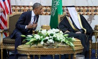 US pledges coordination with Saudi Arabia in fighting Islamic State
