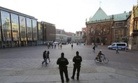 Police in Germany's Bremen tightens security against Islamic threats