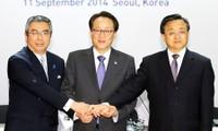 RoK, China, Japan hold high-level diplomatic talks