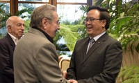 Vietnam wants stronger ties with Cuba