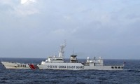Chinese vessels sail around Senkaku islands for 10th consecutive day