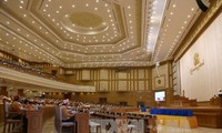 Myanmar parliament approves nominees of cabinet members