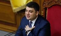 Ukraine approves its parliament