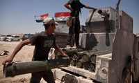 Iraqi forces retake southern Fallujah from Islamic State