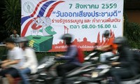 Thailand rejects UN's observation at draft charter referendum