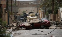 Suicide bombing in Iraq's Abu Ghraib mosque kills 12