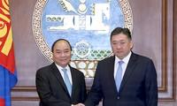 Vietnam, Mongolia promote cooperation