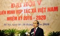Cooperative model contributes to Vietnam's economic, social development