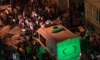 Turkey wedding blast: 30 killed in Gaziantep