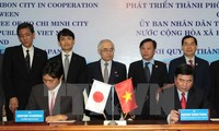 Ho Chi Minh city, Osaka city cooperate in environmental protection