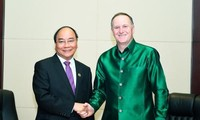 Vietnam, New Zealand realize comprehensive partnerships in all areas