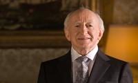 Irish President begins state visit to Vietnam