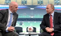 Russia ready to host 2017 FIFA Cups, 2018 World Cup