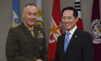 Top US, South Korean military officials discuss North Korean issue