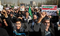Iran denounces foreign support of unrest