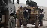 Turkey advances into Syrian Kurdish enclave