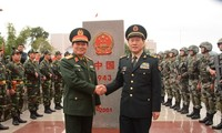 Vietnam-China border defense friendship exchange begins