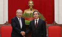 Vietnam pledges to improve business-investment environment