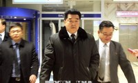 US, South Korea, Japan promote diplomatic efforts with North Korea