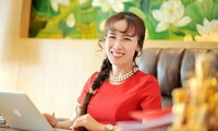 """First Vietnamese entrepreneur listed in """"The Bloomberg 50"""""""