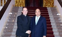 Holy See wants stronger relations with Vietnam