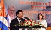 Vietnam, Cuba strengthen fraternity, cooperation