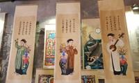 Hanoi hosts exhibitions on traditional handicrafts