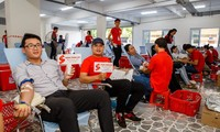 National blood donation campaign launched