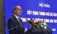 Ho Chi Minh city to become financial center