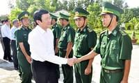 Staatspräsident lobt wirtschaftliche Erfolge der Provinz An Giang