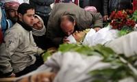 Die Lage in Syrien spitzt sich zu