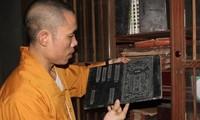 Holzdrucke der Vinh Nghiem Pagode als Weltdokumentenerbe anerkannt