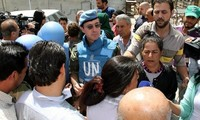 UNO verurteilt die Anschläge in Syrien scharf