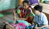 US-Wissenschaftler helfen Agent-Orange-Opfern in Vietnam