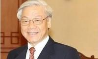 KPV-Generalsekretär empfängt Vertreter der Kommunistischen Partei Chinas