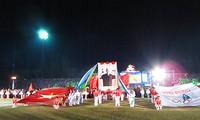 Eröffnung des Nationalsportfestivals für Schüler 2012