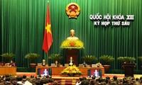 Parlament verabschiedet den Staatshaushalt 2014