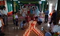 Die Katholiken in Vietnam führen ein gutes Leben