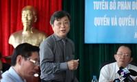 Anwaltsverein Vietnams verurteilt China wegen Verletzung der Souveränität Vietnams
