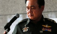 Armee verkündet Militärputsch in Thailand