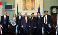 Vizeaußenminister Bui Thanh Son zu Gast in Irland