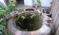 Alte Wasserbrunnen und Kultur in Hoi An