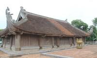 Bildhauerkunst in vietnamesischen Gemeinschaftshäusern