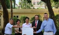 Deutschland unterstützt Vietnam bei der Räumung von Blindgängern und Kriegsmunition