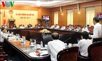 Abschluss der 31.Sitzung des ständigen Parlamentsausschusses