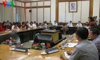 Tagung des zentralen Verwaltungsstabs für Justizreform in Hanoi