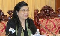 Vietnam zu Gast bei der 131. IPU- Vollversammlung in Genf